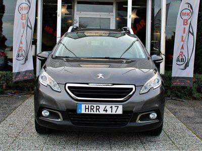 begagnad Peugeot 2008 1.2 Automt VTi EGS Euro 6 82hk 6700 Mil