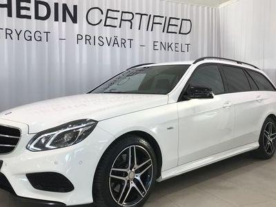 begagnad Mercedes E220 220 4matic