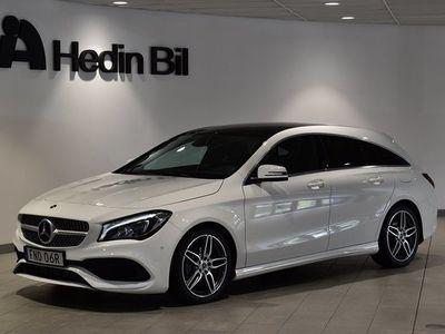 begagnad Mercedes 200 CLA BenzD SHOOTING BRAKE AMG DRAG 2019, Sportkupé 303 900 kr