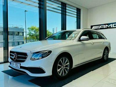 begagnad Mercedes E200 E BenzKOMBI NAVI WIDESCREEN DRAG BACKK 2019, Kombi Pris 309 900 kr