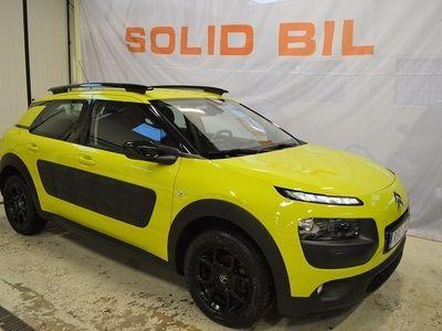 begagnad Citroën C4 Cactus 1,2 PURETECH FEEL VINTERDÄCK 2015, Halvkombi 81 900 kr