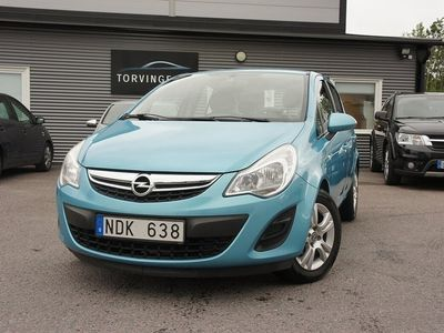begagnad Opel Corsa 1.2 ecoFLEX *7800 mil* AC