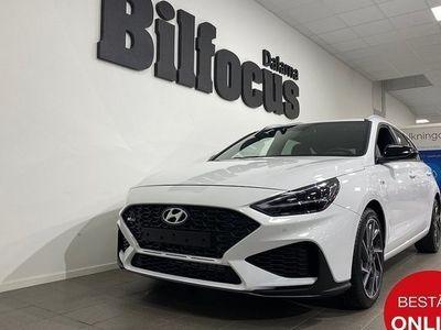 begagnad Hyundai i30 N-Line 1.5 T-GDI iMT LANSERINGS 2020, Halvkombi 264 900 kr