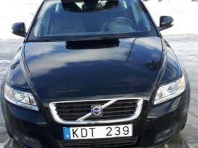 begagnad Volvo V50 1,6 D Drive Momentum -09