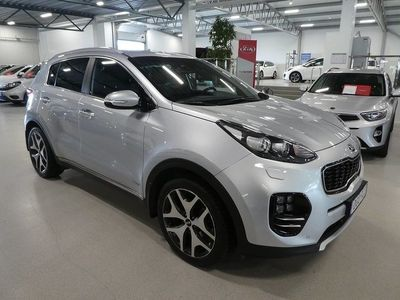 begagnad Kia Sportage 2.0 CRDi Gt Line AWD Automat Euro 6 184hk