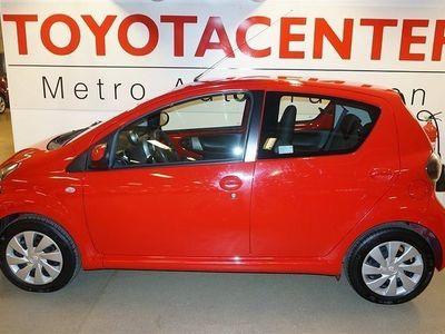 gebraucht Toyota Aygo Aygo1,0 5D Plus 2013, Halvkombi 64 900 kr
