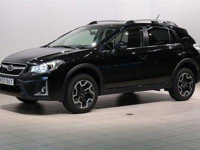 begagnad Subaru XV 2.0i Sport CVT Takrails