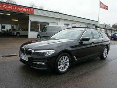 begagnad BMW 520 d Touring Aktiv Fartpilot Vinterpkt