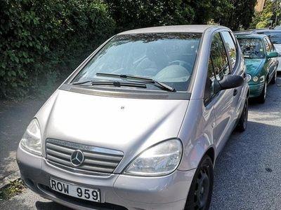begagnad Mercedes A140 -00