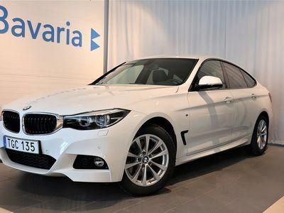 begagnad BMW 330 Gran Turismo i xDrive M Sport Drag Nav V-hjul