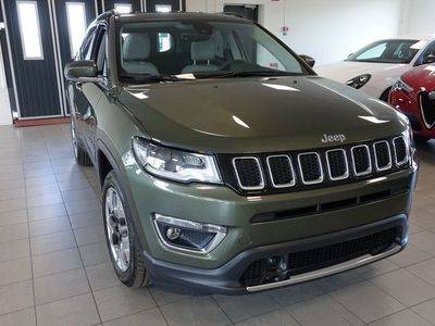 used Jeep Compass 1.4 multi-air 170hk AT9 4WD
