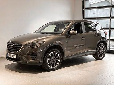 begagnad Mazda CX-5 2.2 Optimum AWD Automat 175hk Drag