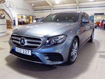 begagnad Mercedes E200 AMG-Line Demo (Endast för företag)