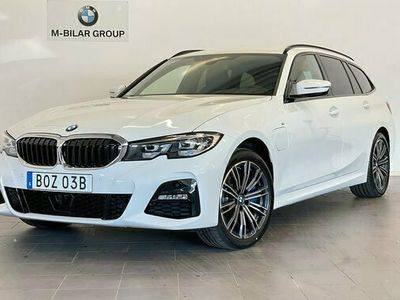 begagnad BMW 330e xDrive Touring M Sport Connected 2021, Personbil Pris 609 800 kr