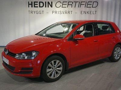 begagnad VW Golf 5-dörrar 1.2 TSI 110hk