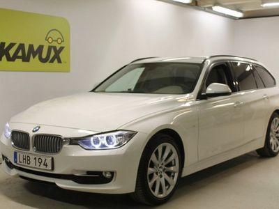 begagnad BMW 320 D Aut Modern Line Fullservad