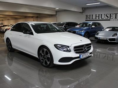 begagnad Mercedes 220 Benz E d 9G-Tronic Night Package 2018, Sedan 369 900 kr