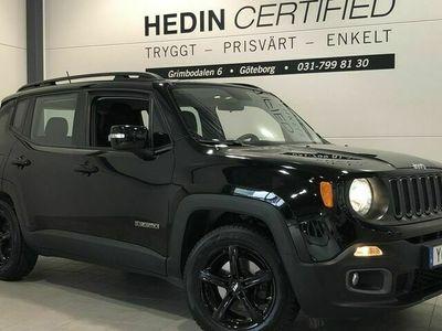 begagnad Jeep Renegade Automat 140 hk Longitude Nyservad