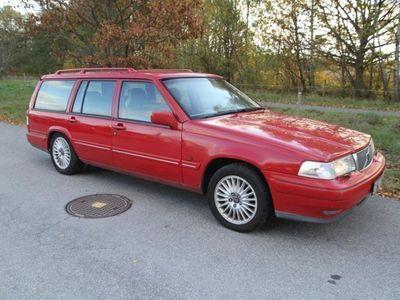 begagnad Volvo 965 2,5 -96