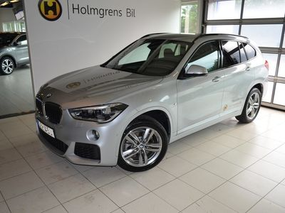 brugt BMW X1 xDrive20d M-Sport / Connected -19