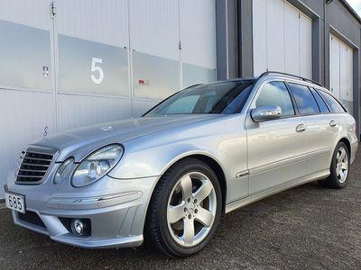 begagnad Mercedes E320 EAMG CDI 5G-Tronic 204hk