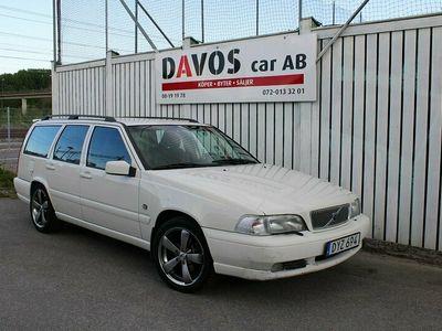 begagnad Volvo V70 2.4 GLT Automat 170hk M-Värmare