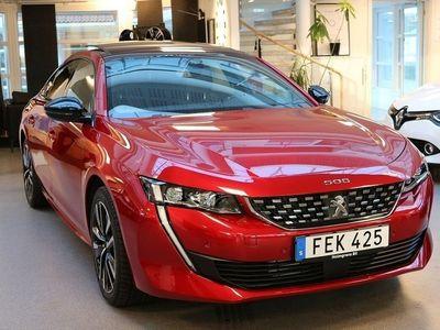 begagnad Peugeot 508 5D GT 225hk AUT8 Premium Business -19