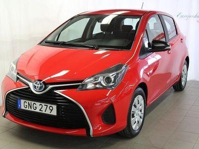 begagnad Toyota Yaris 1.5 Hybrid/Safety sen./V-hjul/TKG