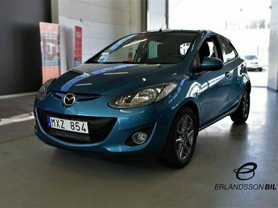 begagnad Mazda 2 5-dörrar 1.3 MZR 84