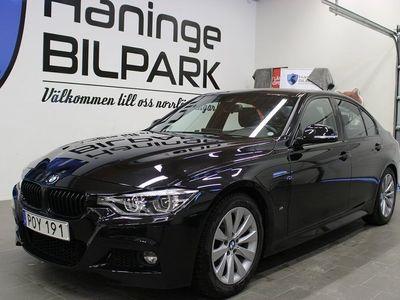 begagnad BMW 330e Hybrid Steptronic M Sport Euro 6 252hk