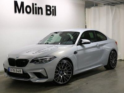 begagnad BMW M2 Competition Coupé / M Drivers-paket /