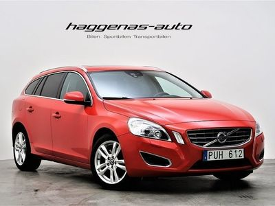 begagnad Volvo V60 D5 AWD / Summum / VOC / Drag