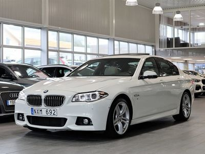 begagnad BMW 535 i xDrive Sedan M Sport Taklucka Navi 2014, Sedan 299 000 kr