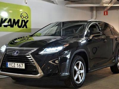 brugt Lexus RX450h 3.5 V6 Awd Ecvt 305hk