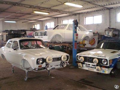 "gebraucht Ford Escort Mk1 Gr4 Gartrac Historic spec"""