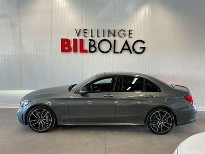 begagnad Mercedes C43 AMG AMG C 43 4M4MATIC *SE UTRUSTNING*