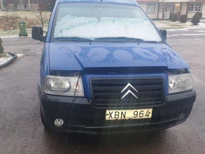 begagnad Citroën Jumpy Van 2.0