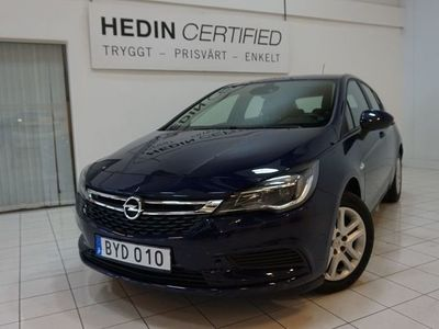 begagnad Opel Astra 1.0 Turbo ECOTEC 5dr 105hk