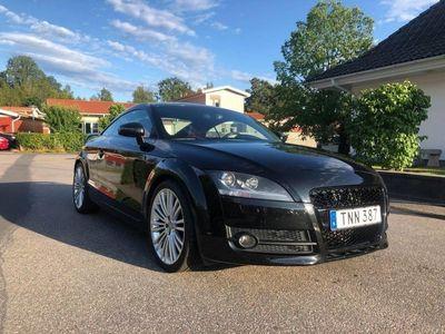 begagnad Audi TT Coupé 2.0 TFSI S