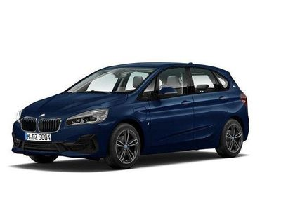 begagnad BMW 225 Active Tourer xe Model Sport Nav Nypr