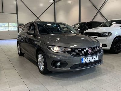 begagnad Fiat Tipo 1,6 110HK Automat Lounge