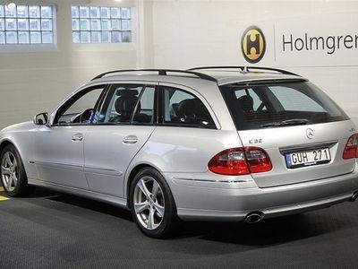 begagnad Mercedes E320 CDI Kombi (224hk)
