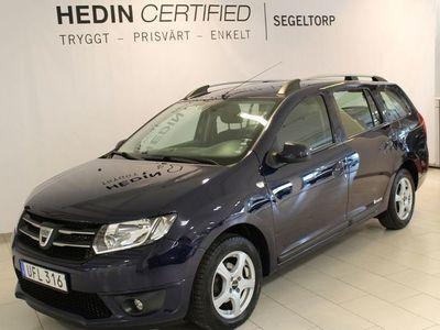 begagnad Dacia Logan MCV 0.9 TCe Nav 90hk S+V-Hjul