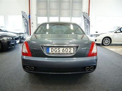 """begagnad Maserati Quattroporte 4,7 S Executive""""Fullutrustad"""""""
