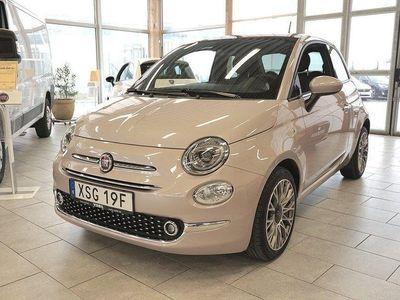 begagnad Fiat 500 Hybrid 1.0 Euro 6 70hk