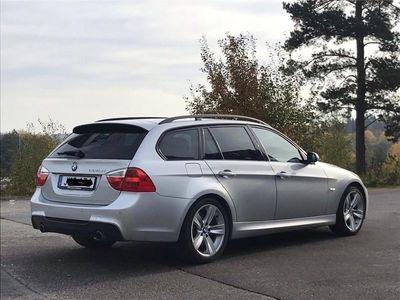 begagnad BMW 335 i x drive m sport