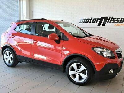 begagnad Opel Mokka 1.6 CDTI 136hk 1-ägare Drag