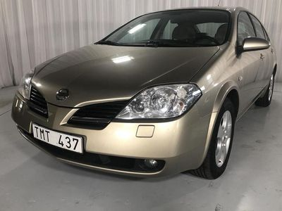 begagnad Nissan Primera 1.8 5dr