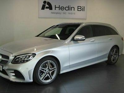 begagnad Mercedes 220 - Benz C - KlassKombi Automat AMG Paket / / Dragkrok - 194 hk