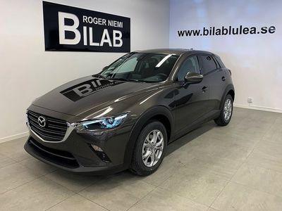 brugt Mazda CX-3 2.0 Vision Aut *Byte/Finans*